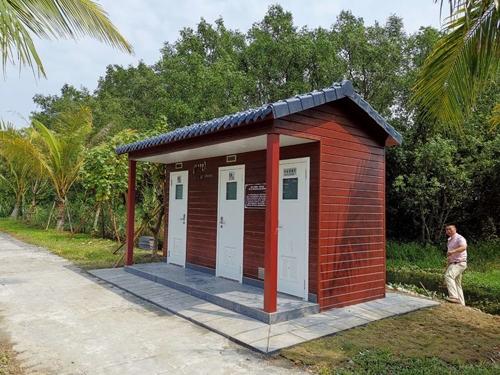 琼海沙美村公厕