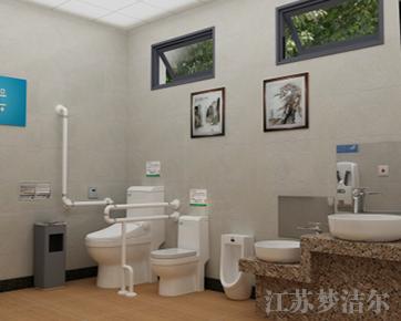 广西泡沫封堵免水冲微生物自降解式智能厕所
